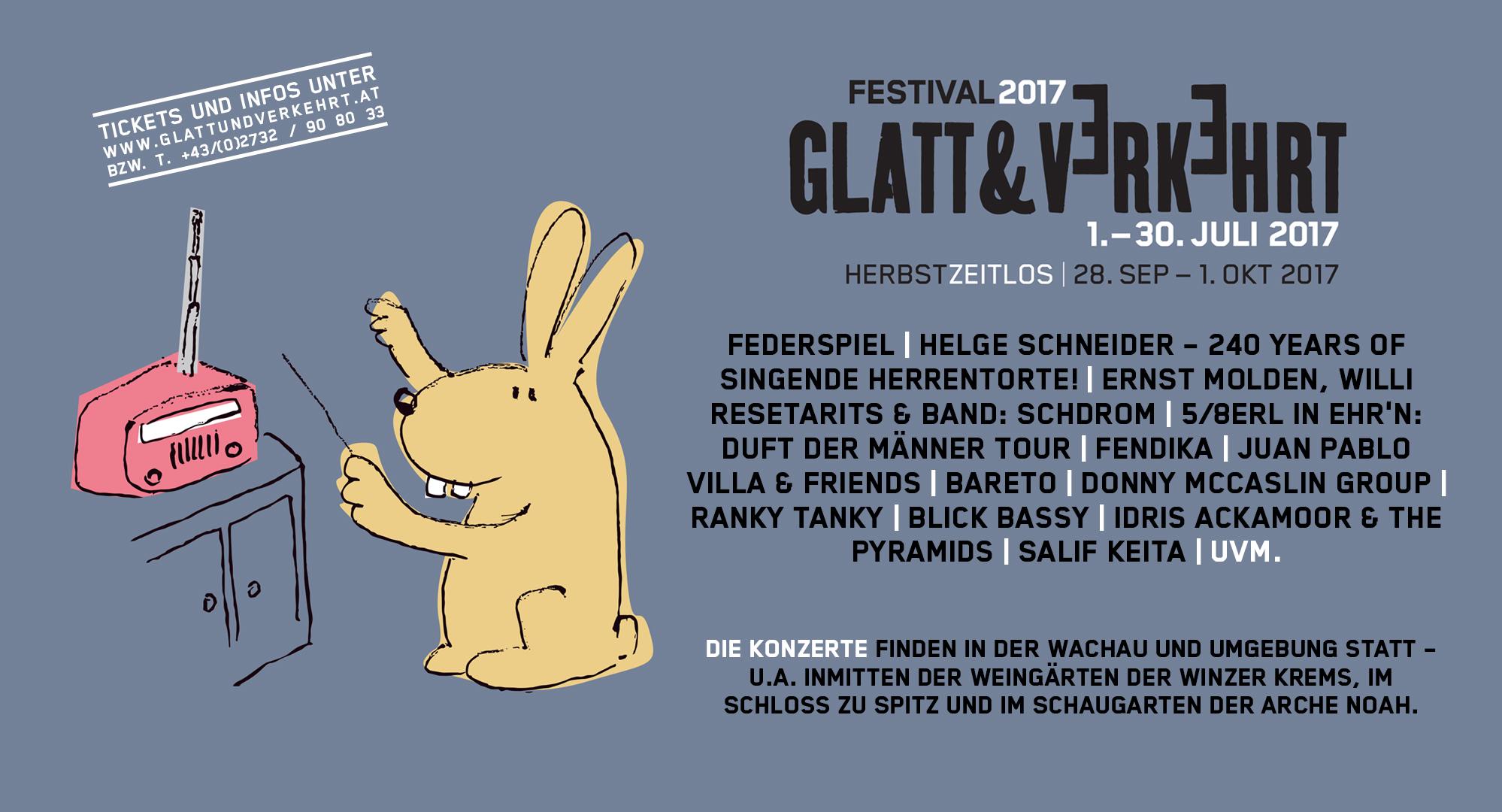 Glatt & Verkehrt 17 Kinostandbild