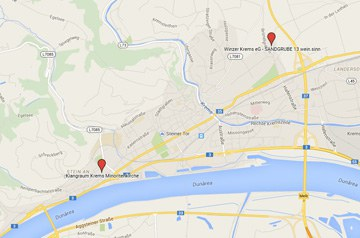 Here you can find directions to the Glatt&Verkehrt festival.